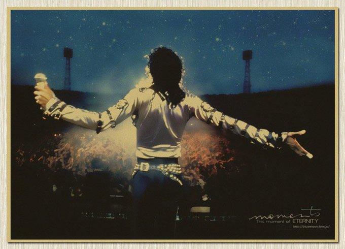 """Este día, en le decimos \""""Happy Birthday\"""" a Michael Jackson, dondequiera que esté."""