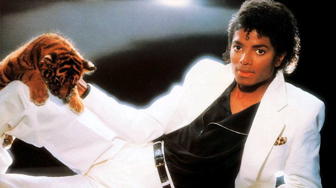 Forever the King of Pop! Happy birthday