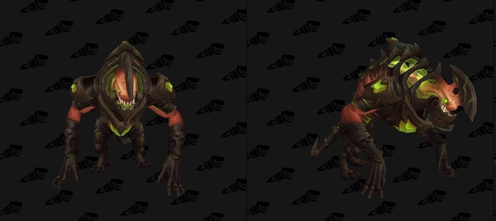 Wowhead On Twitter In Addition Panthara Rares Drop Fel Spotted