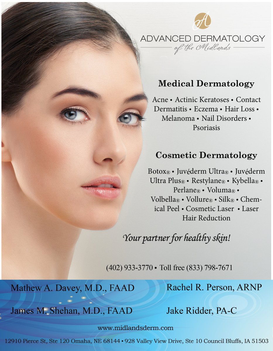 Advanced Dermatology on Twitter: