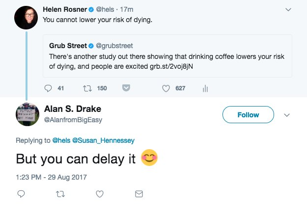 Twitter etiquette retweet