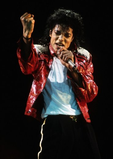 """Happy birthday to the \""""King of Pop,\"""" Michael Jackson He would have been 59 years old today.  RIP"""