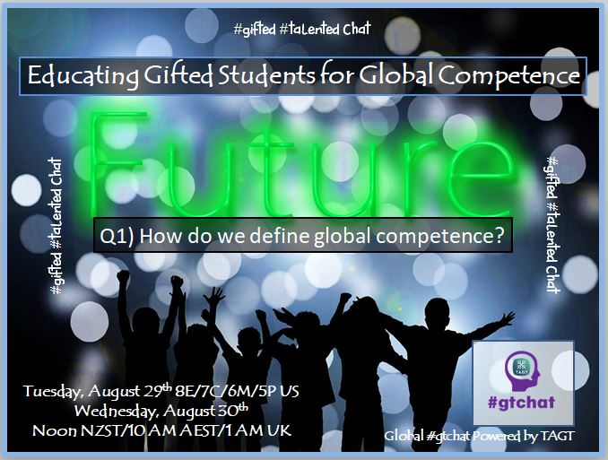 Q1) How do we define global competence? #gtchat https://t.co/Sf7A1ERkX4