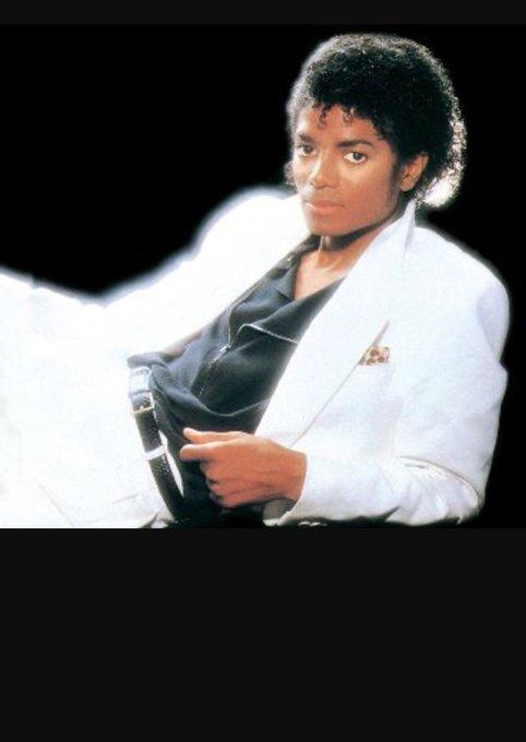 "Happy birthday to the King of Pop \""Michael Jackson\"""