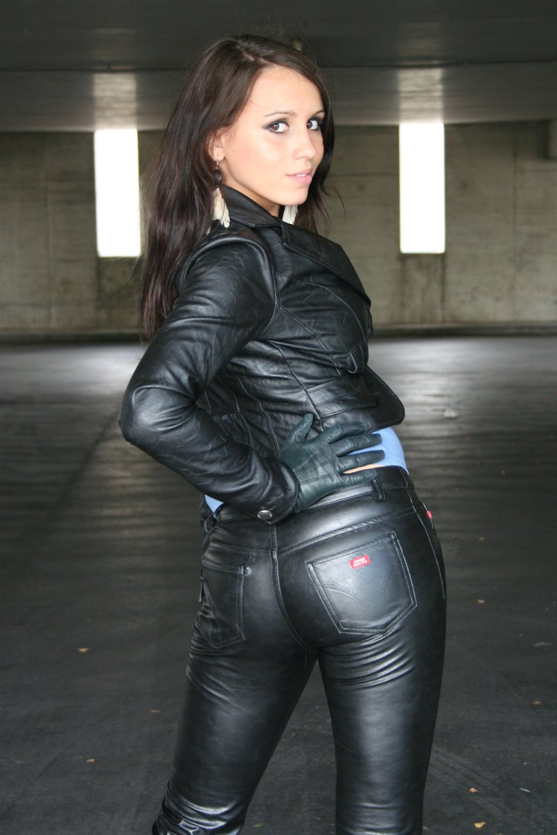 Miss sixty leather pants