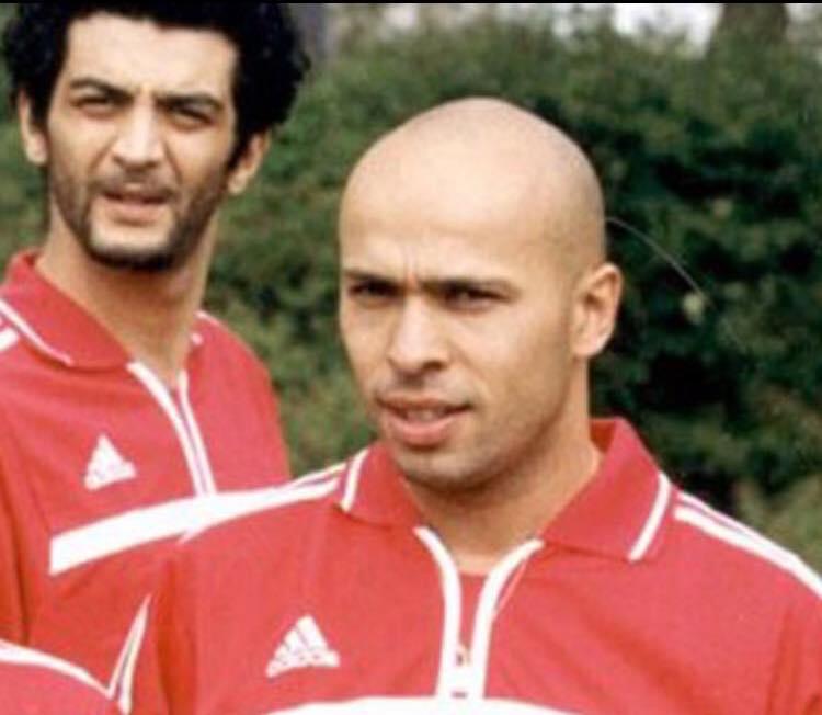 La nouvelle défense centrale de l'OM  Adil Rami et Aymen Abdennour 😂😂