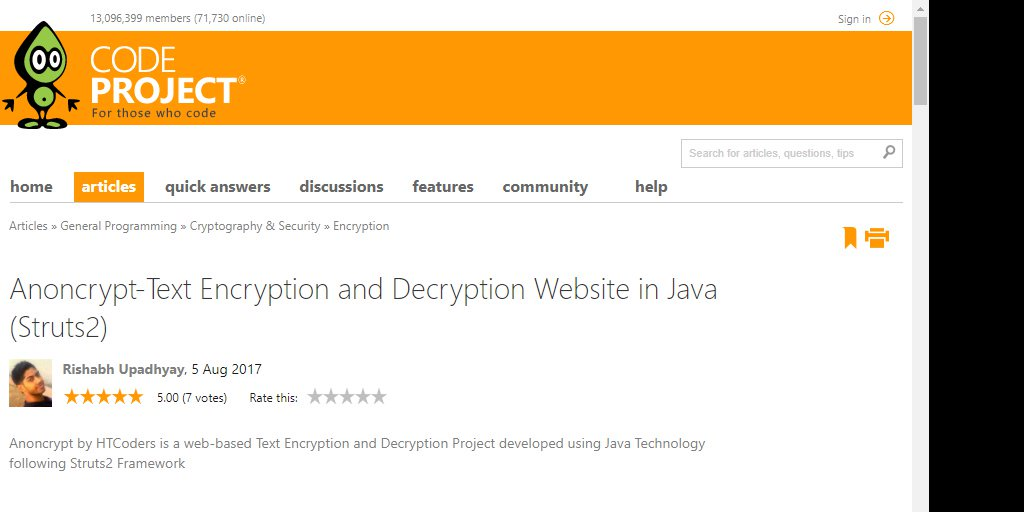 Text Encryption And Decryption Project In Java