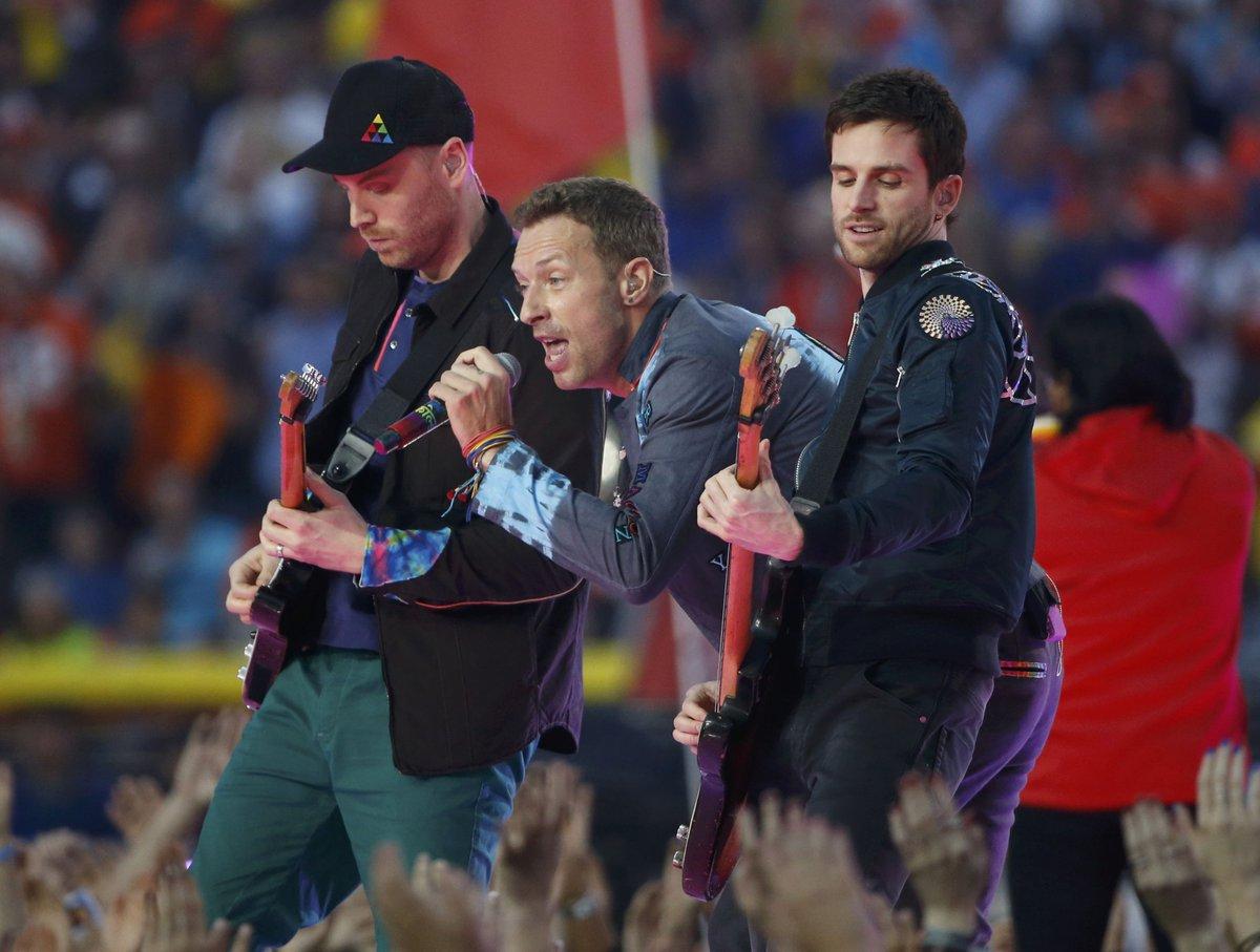 Coldplay compõe música em homenagem aos afetados pelo furacão Harvey  https://t.co/ylWHAAjIic