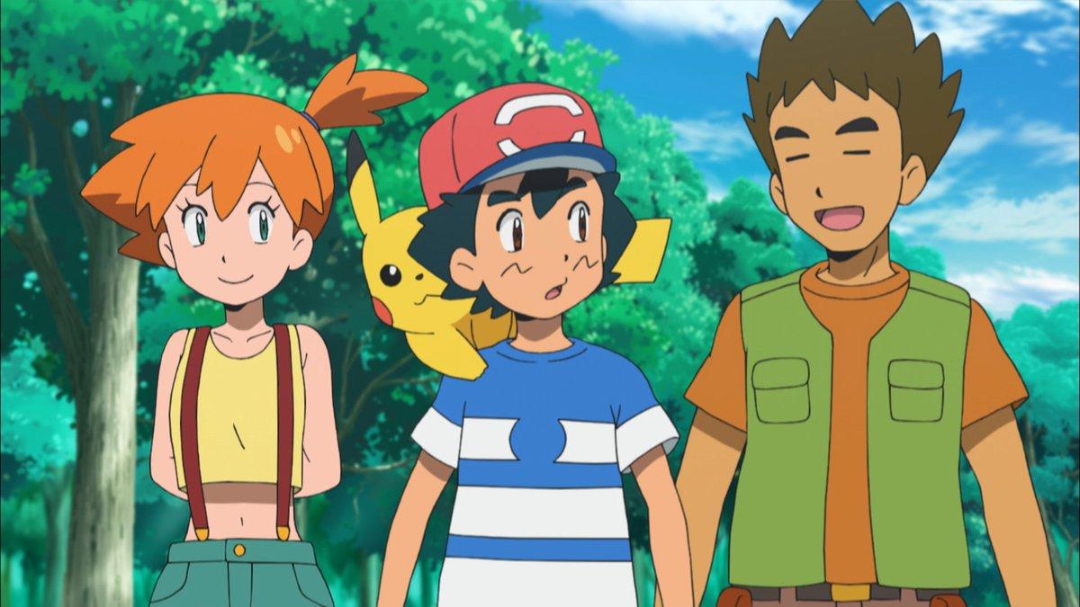 Kết quả hình ảnh cho Pokemon anime 1997