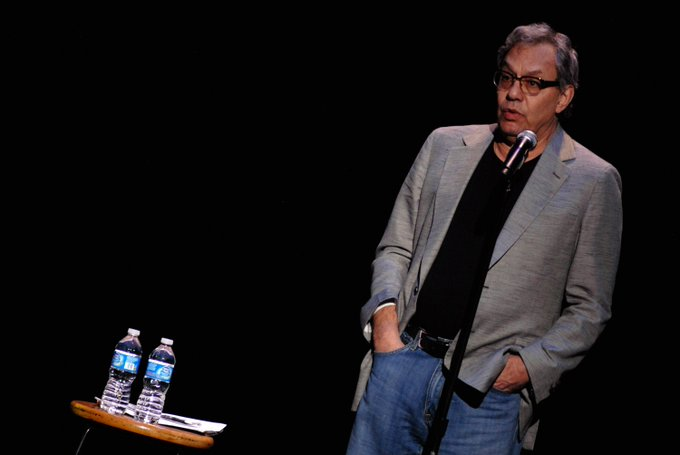 Happy birthday Lewis Black! Check out our 2015 interview with the comedian