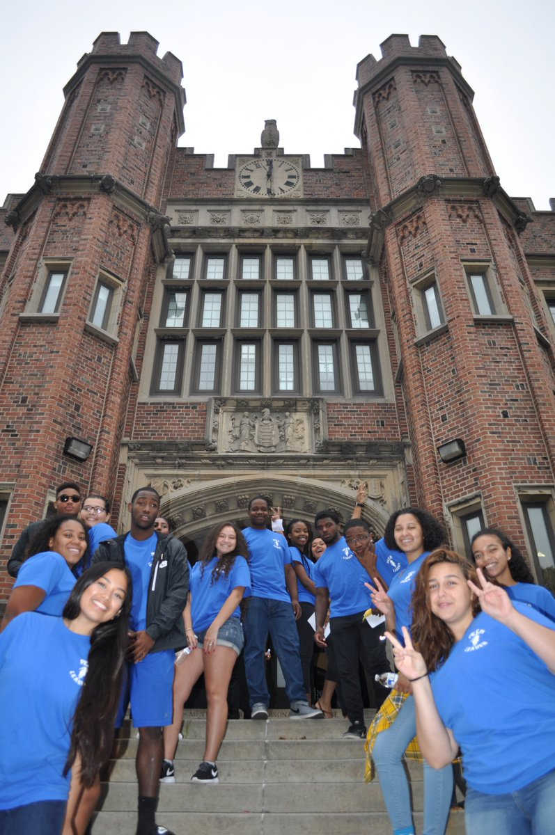 Teaneck High School On Twitter Great Job By The Peer Leaders Today