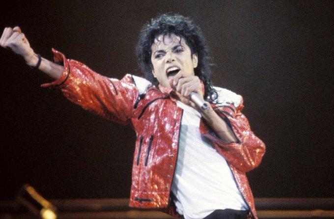 Happy Birthday Michael Jackson.