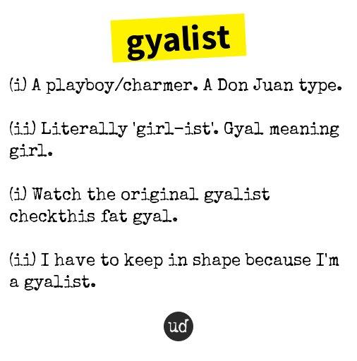 Gyalist