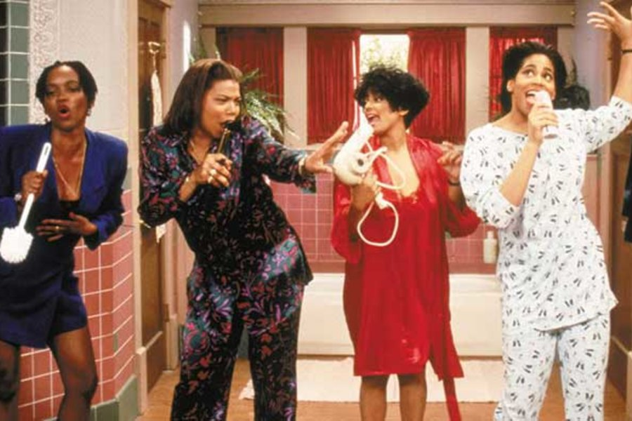 Queen Latifah says a 'Living Single' revival is in the works: https://t.co/PNJgNVvel8