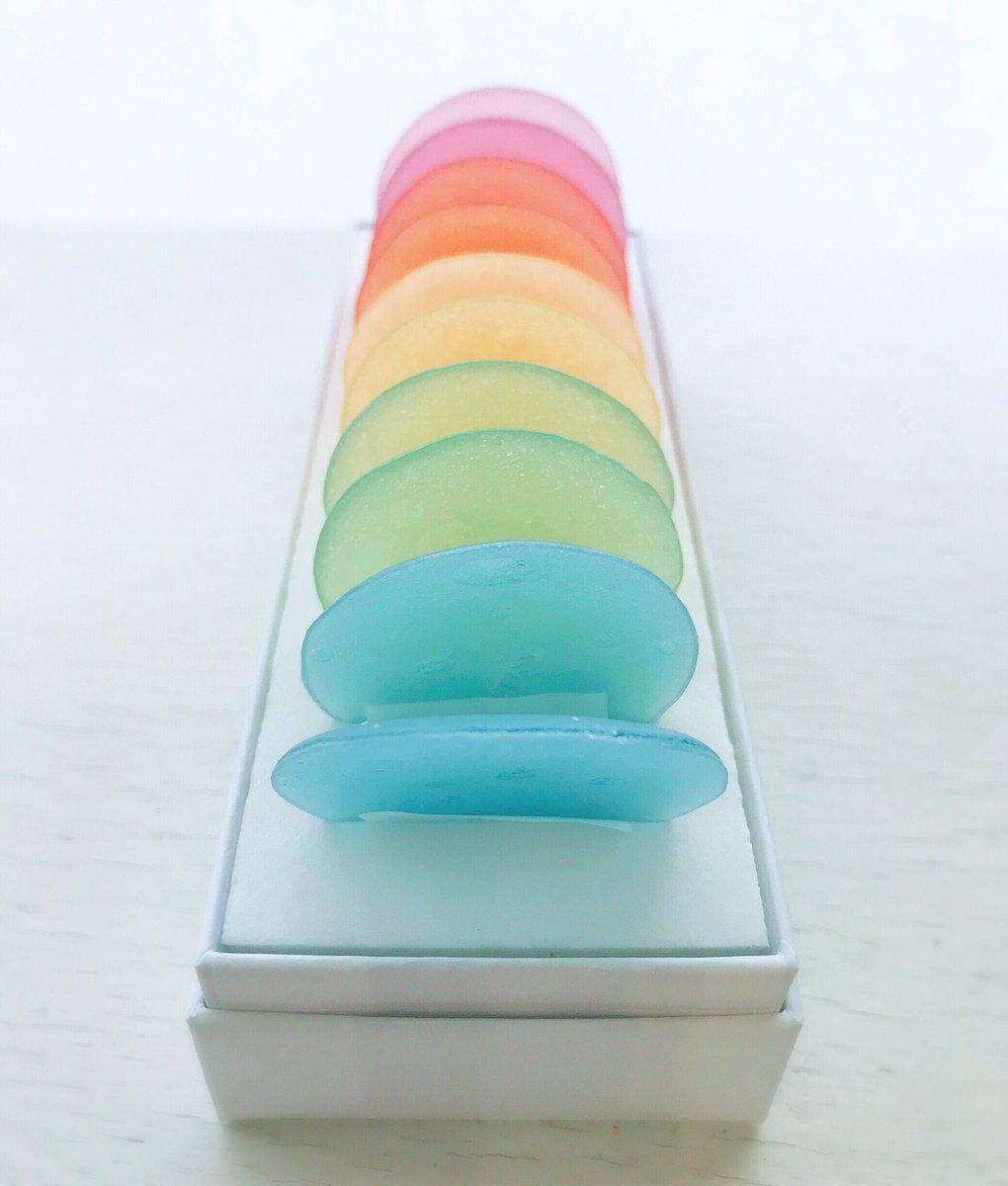 なんて美しい!夢のように綺麗なお菓子「みずのいろ」が素晴らしい!