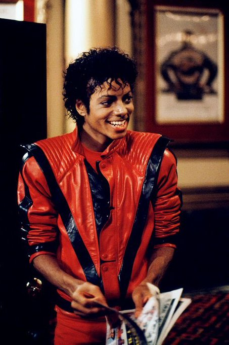Happy Birthday to Michael Jackson! We miss you tremendously! Love you!