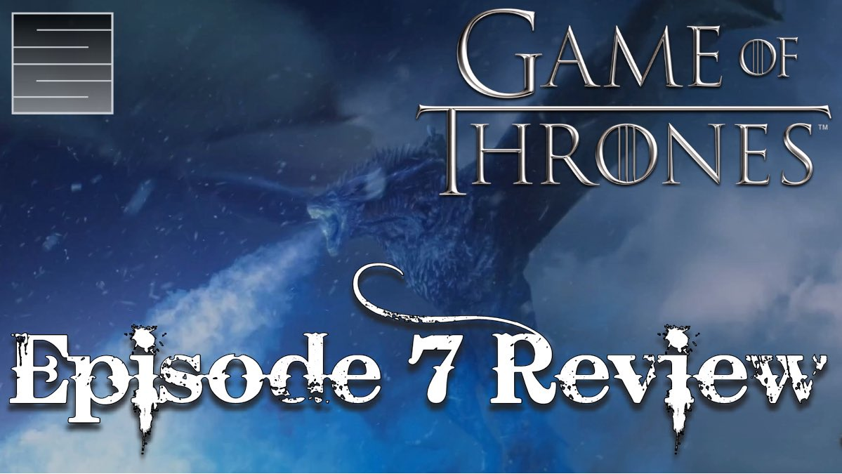 #GameOfThrones  #GoTS7 E7 Review  https:// youtu.be/nVcdOaXa47M  &nbsp;   #GameOfThronesSeason7 #WinterIsHere<br>http://pic.twitter.com/IEiZ863zbm