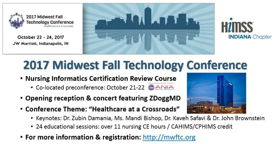 Indiana Himss On Twitter Interested In Pursuing Your Ancc Ni