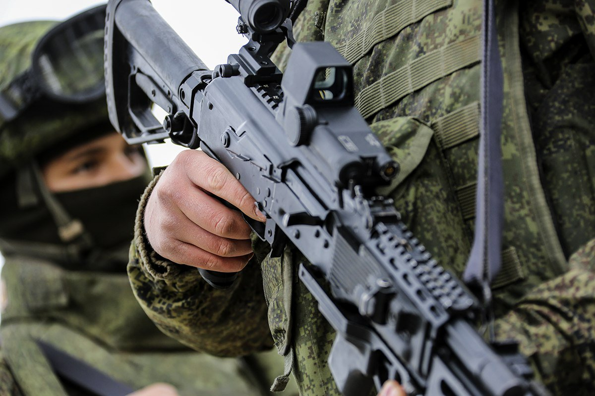 Arma 3 Winchester