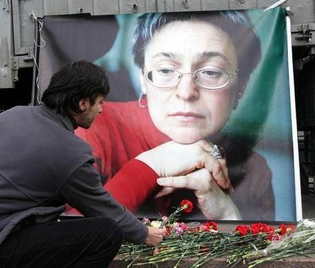 Le persone pagano con la vita il fatto di dire ad alta voce ciò che pensano  Anna Politkovskaja  #NatiOggi  #PerNonDimenticare    #30Agosto