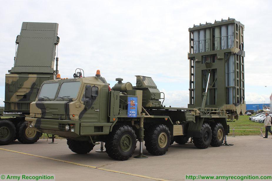 العام القادم : روسيا ستعرض منظومات S-350E Vityaz للتصدير  DIdll3oWsAItfnm