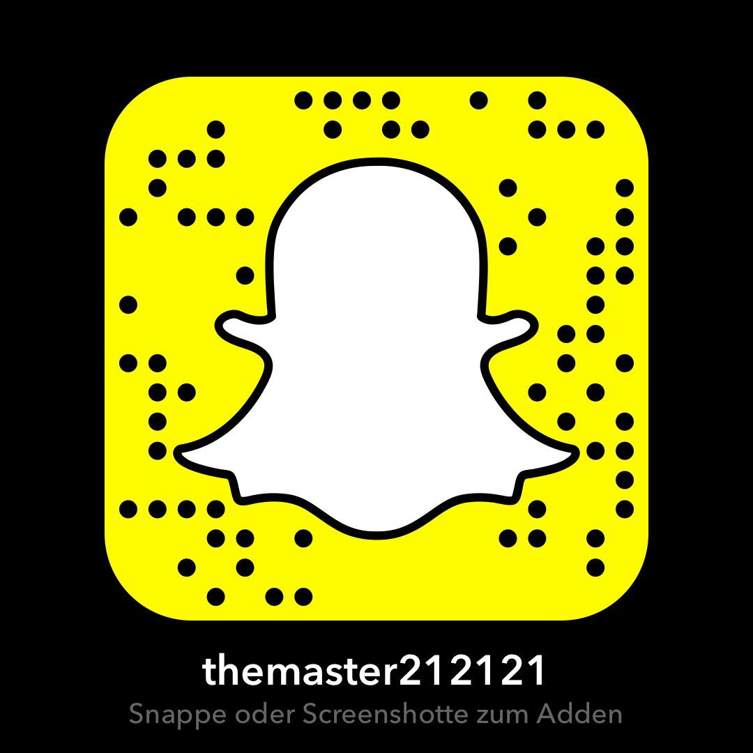 Pussy snapcode