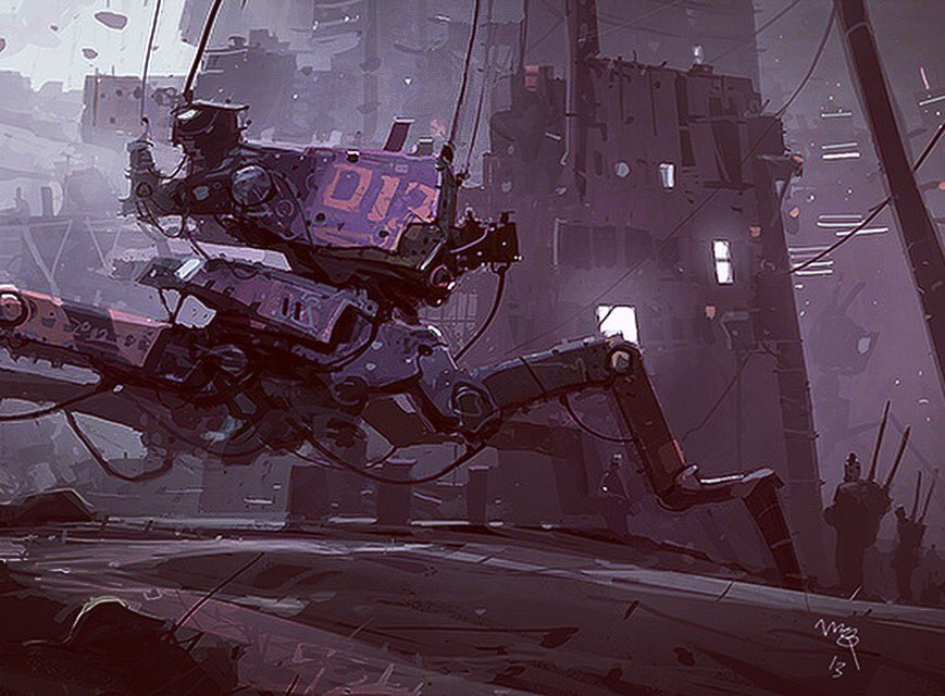 morning mech https://t.co/lk9Y1ASLbB