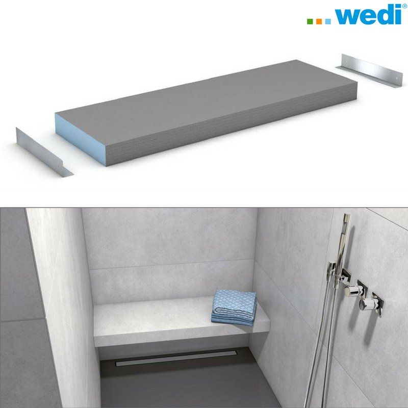 Pleasing Wedi Systems Uk On Twitter The Sanoasa Floating Bench Alphanode Cool Chair Designs And Ideas Alphanodeonline