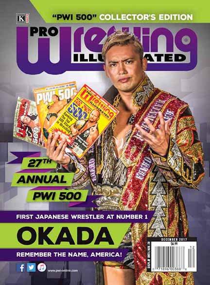 Post image of PWI 500 за 2017 год — триумф Казучики Окады
