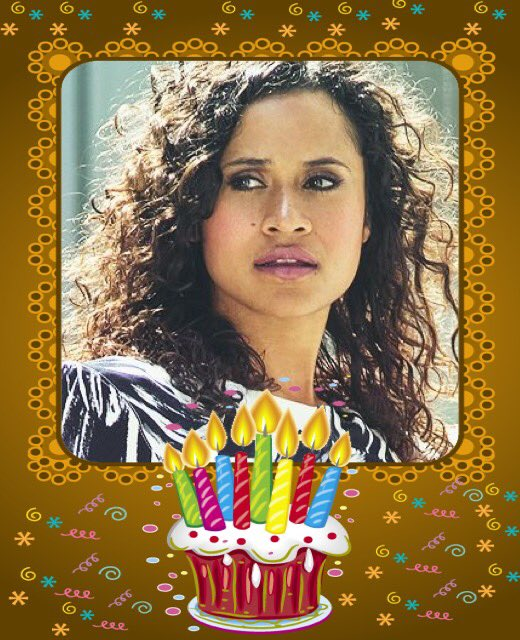 Happy Birthday to the beautiful and talented Angel Coulby