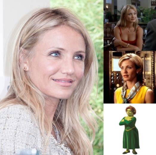 Happy 45th Birthday to Cameron Diaz!