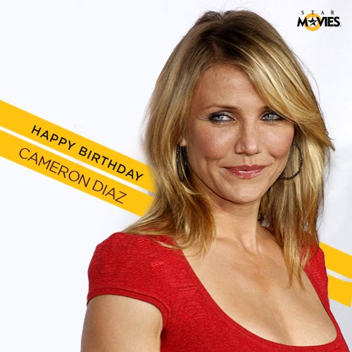 Happy birthday to the stunning, Cameron Diaz!