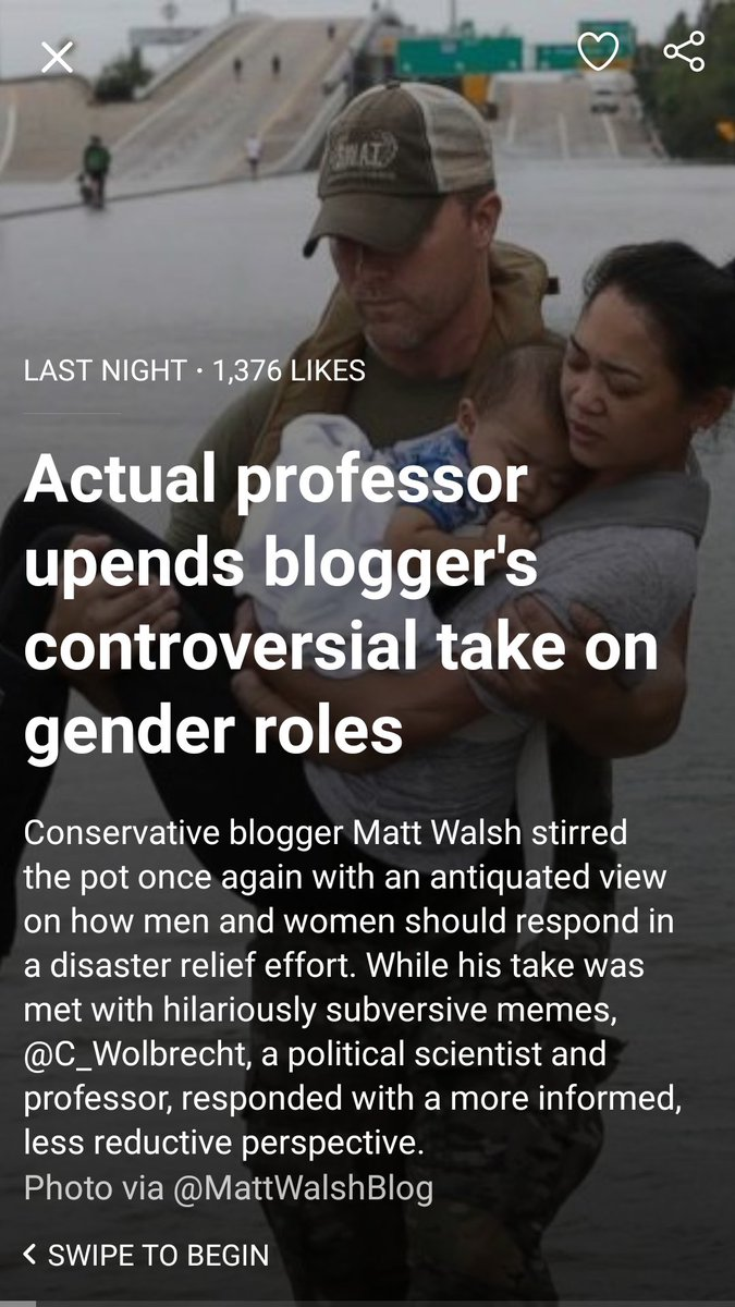 When an image is so powerful, media brings in gender studies prof to rebut it. No, seriously. https://t.co/e4NCH3g49T
