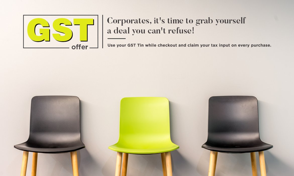Blugum On Twitter Blugum Brings An Offer For Corporates They Can T Afford To Miss Style Your Interiors With Https T Co Dkvkig1yed Gst Gstoffer Https T Co A4o7ni1m49