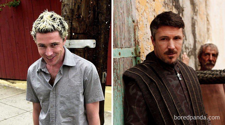 Veja o antes e o depois do elenco de 'Game of Thrones': https://t.co/9H6tF3CtLl #gameofthrones #GoTS7
