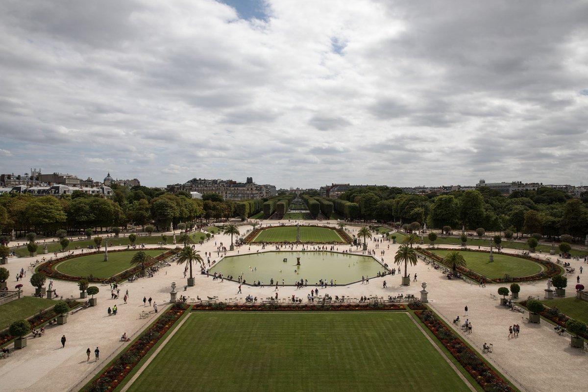 Jardin du Luxembourg on Twitter: \