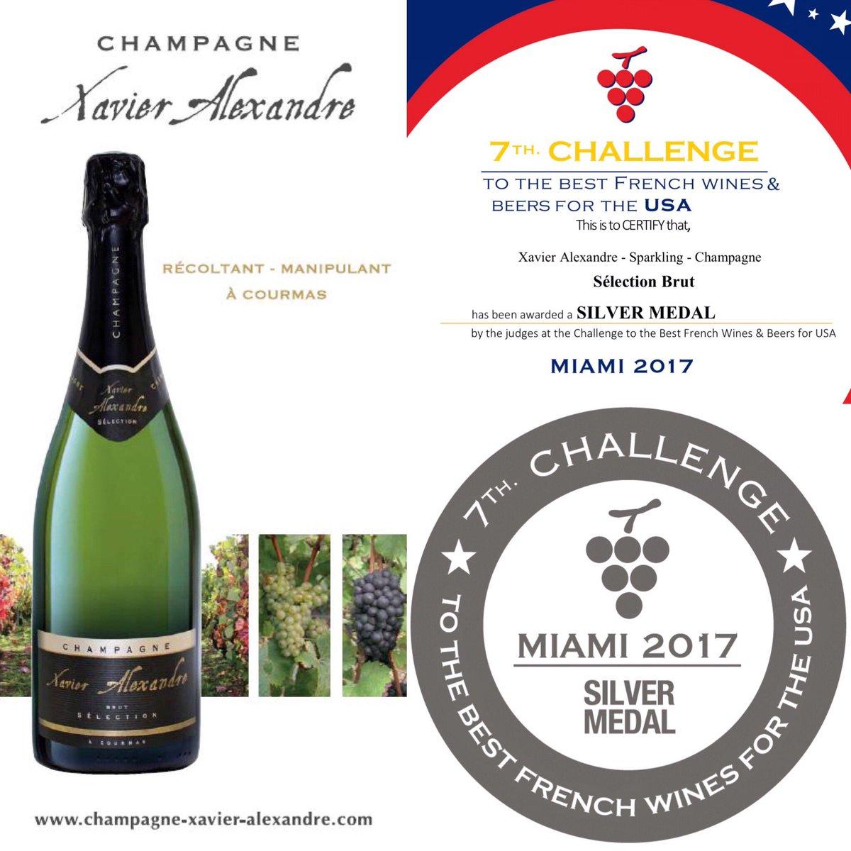champagne xavier alexandre