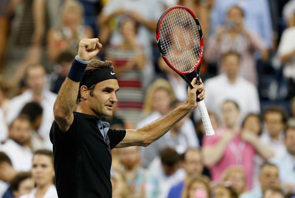 Federer se v prvním kole nečekaně nadřel
