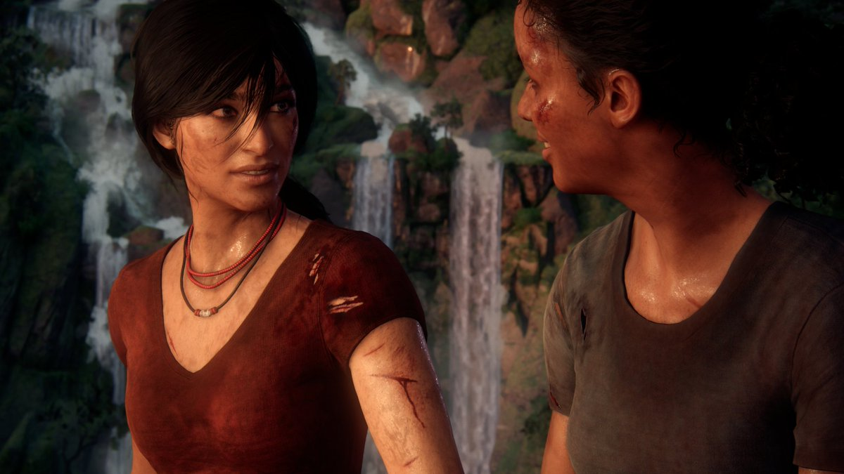 Shinobi602 On Twitter Uncharted The Lost Legacy Done