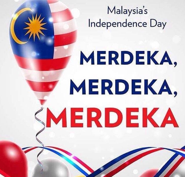Good night Malaysia. Happy National Day. #NegarakuSehatiSejiwa https://t.co/WSpSb3JuqO