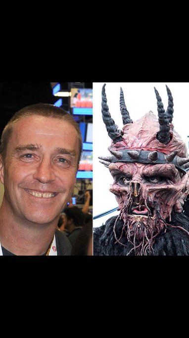 Happy Birthday to the Greatest Singer and Showman that I never got to see live, RIP Dave Brockie of GWAR!!!