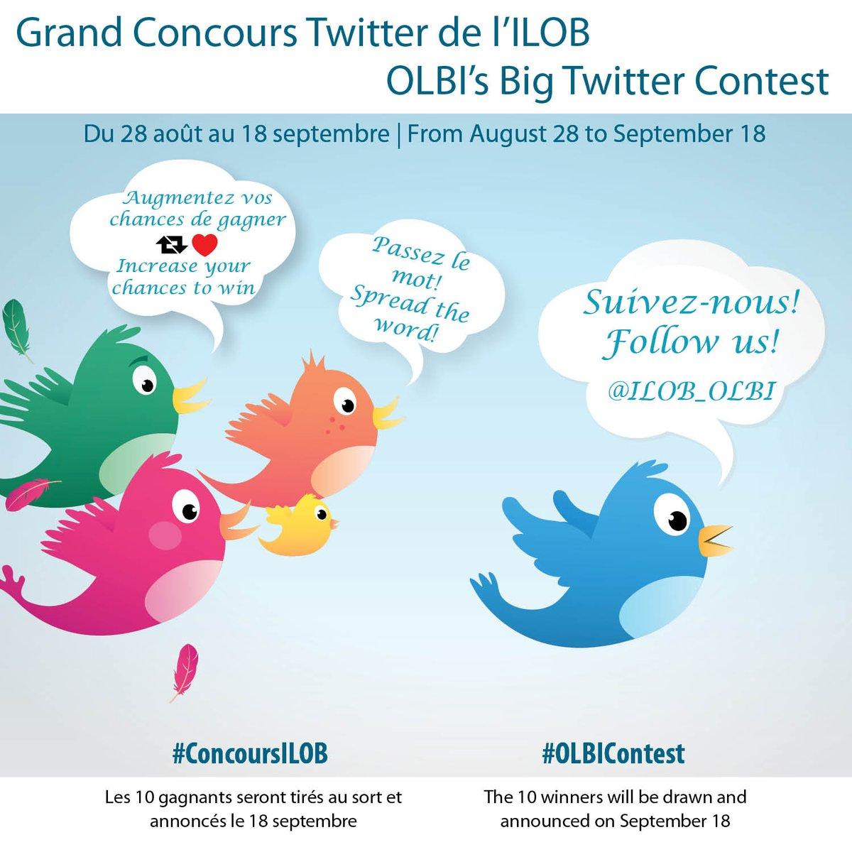Easy as ABC  #ConcoursILOB #OLBIConstest #tirage #draw #uOttawa #F4F #l4f #l4l #RETWEEET #Ottawa #University<br>http://pic.twitter.com/O5hN1tmeso