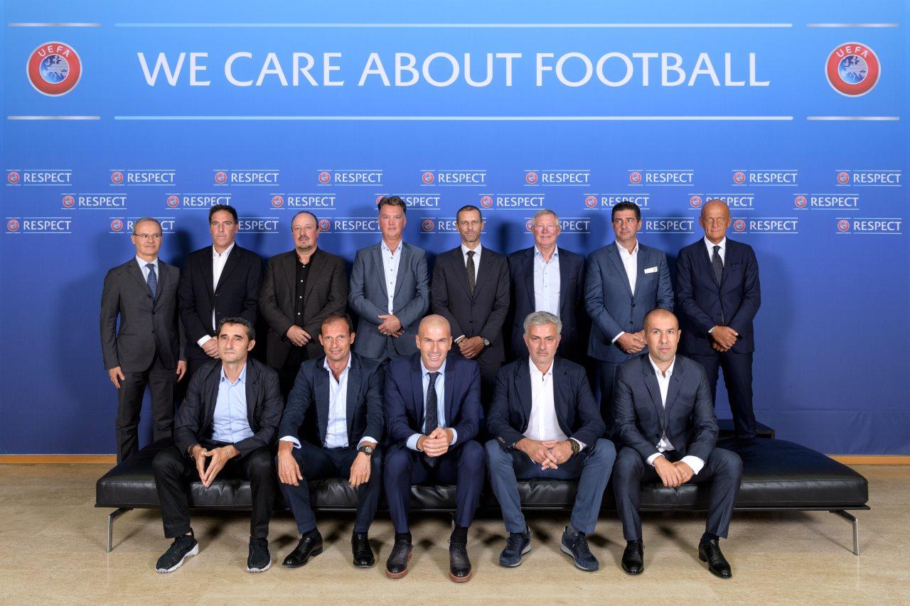 �� Valverde ha participat a la reunió de tècnics de la UEFA que se celebra anualment a Nyon �� https://t.co/et3E5HAiiy https://t.co/PWZKI81MW4