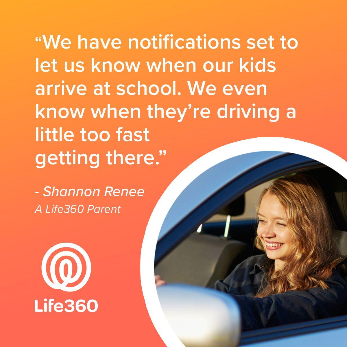 Life360 on Twitter: