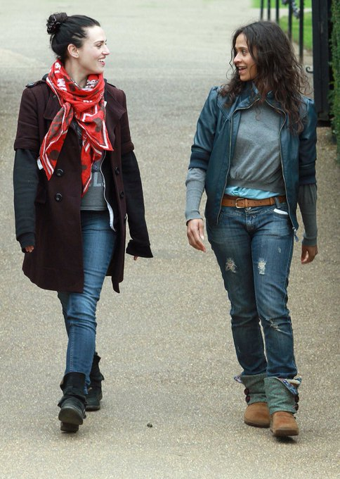 Happy birthday Angel Coulby (