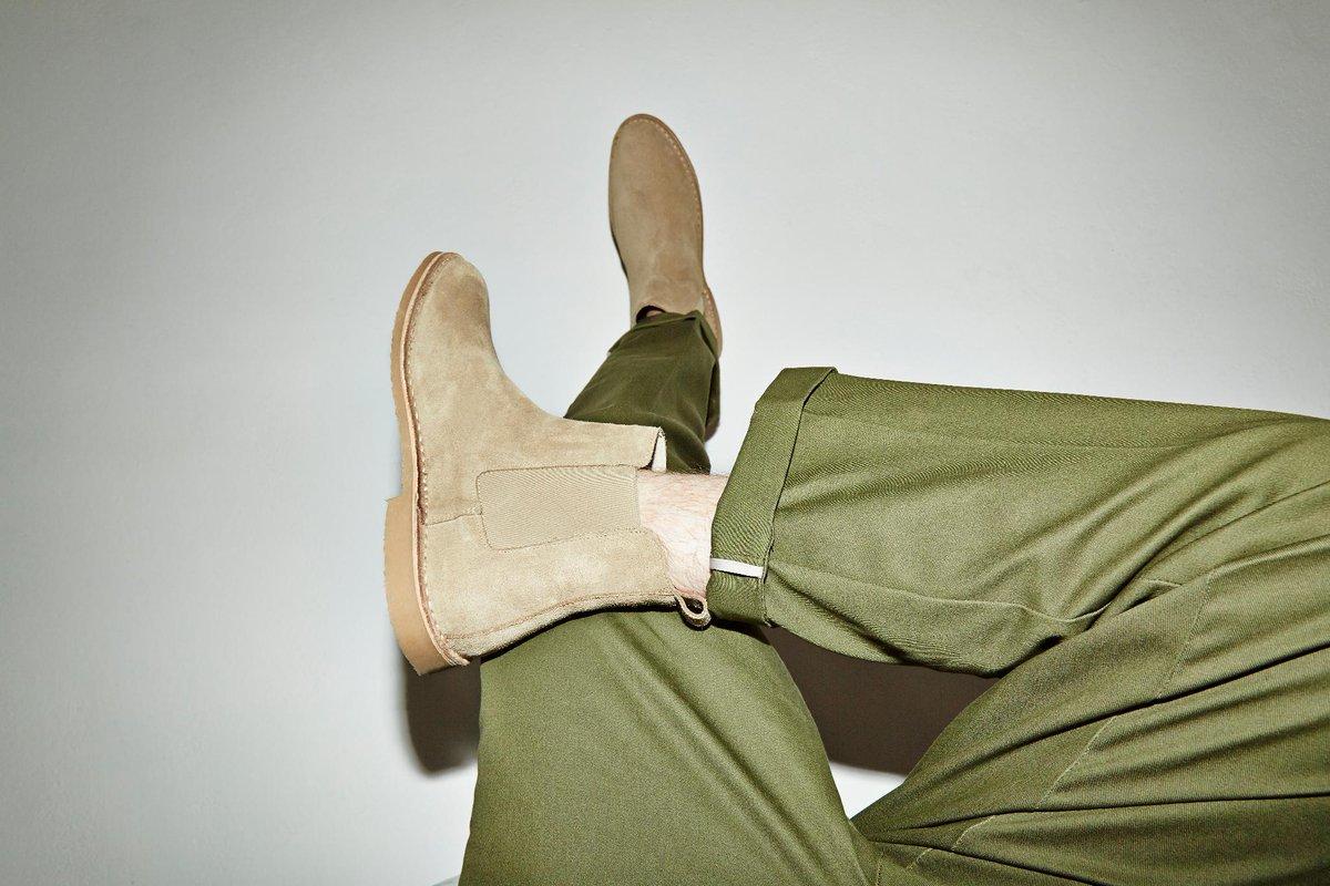 Missus Danish Chelsea Boots