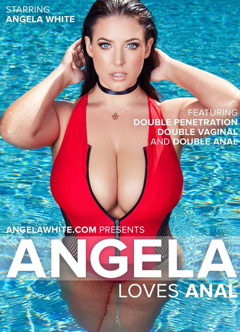 1 pic. ANGELA LOVES ANAL is in stores now! ❤️ https://t.co/k6vjuOSJhD #DP #DAP https://t.co/Z963PIBr