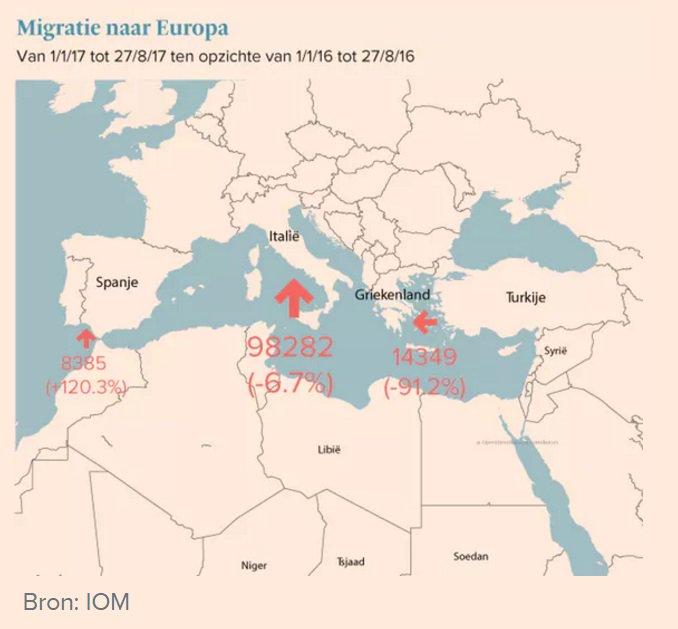 Brussel vraagt lidstaten tienduizenden vluchtelingen uit Afrika op te nemen https://t.co/Mn4ZsjFUjP https://t.co/ERVbxM6YKI