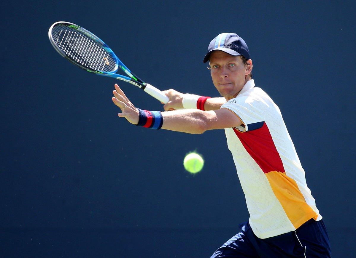 Berdych na úvod letošního US Open neztratil set
