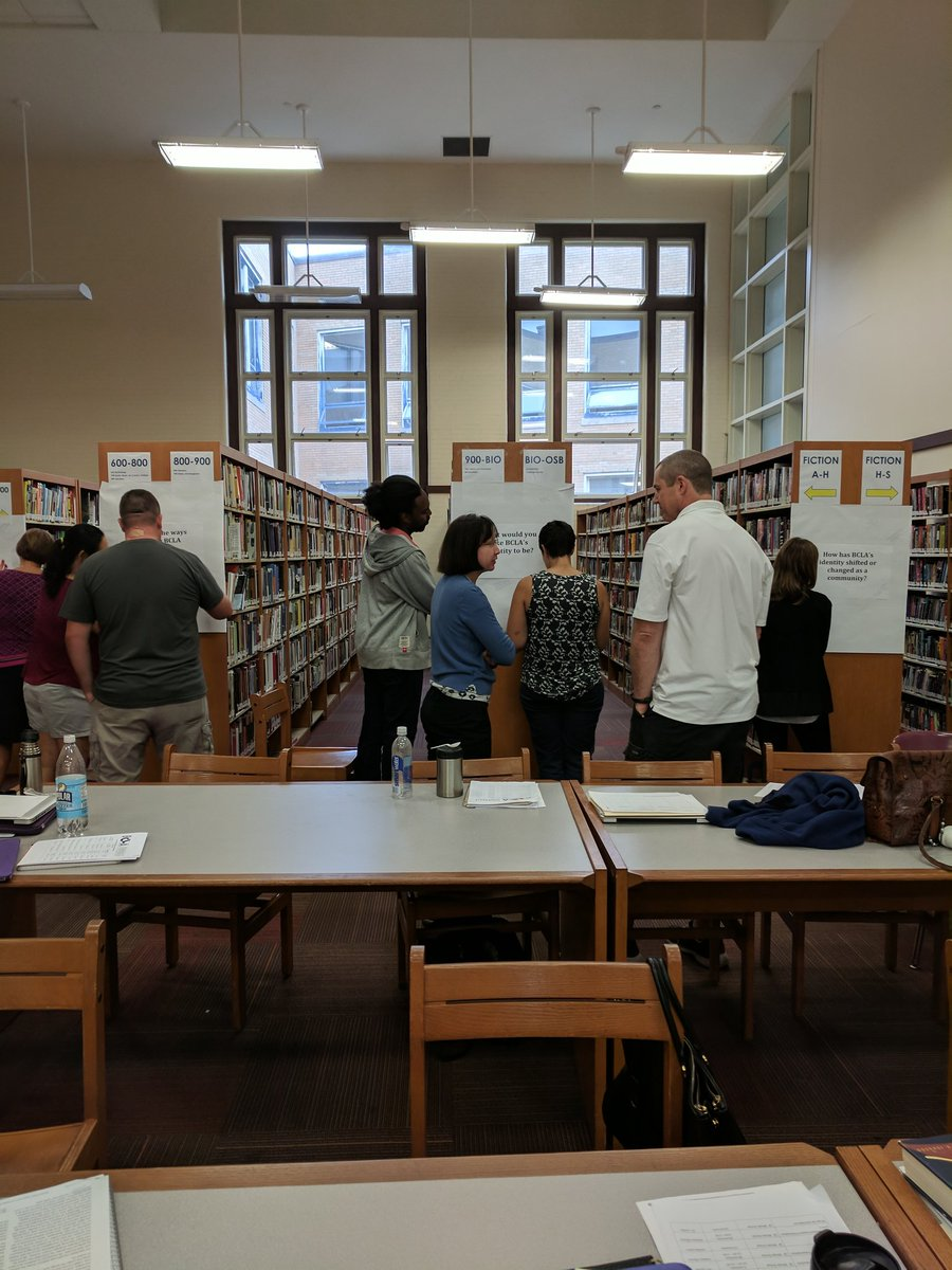 Rose Sadler On Twitter Boston Community Leadership Academy Teachers Opening Pd Exploring Facinghistory Themes Of Identity And Community Fhnewengland Https T Co Mhzq3kxxq0